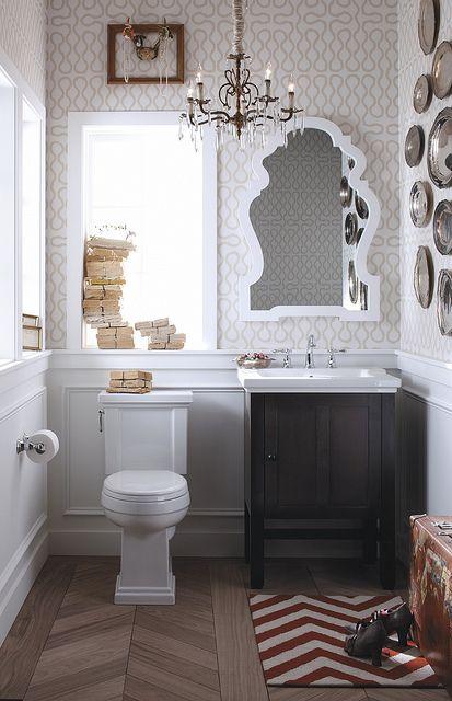 Tresham Collection Chic Bathrooms Home Bathroom Design
