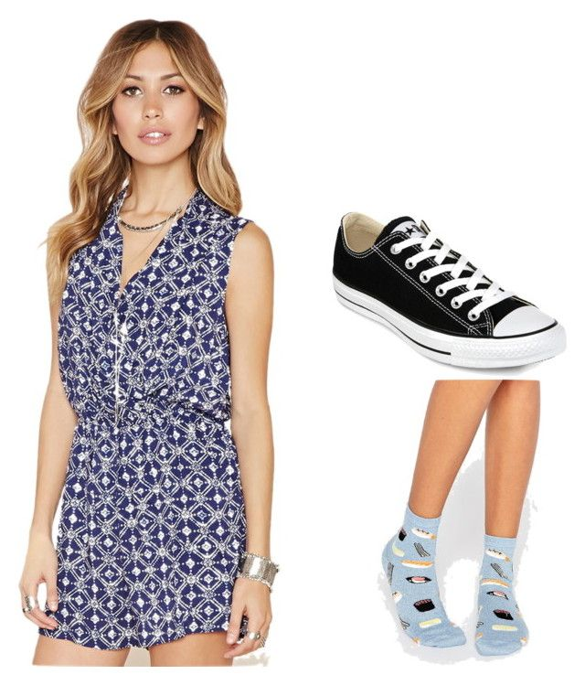 """""""new outfit lol I have all this stuff"""" by trendchampion-463 on Polyvore featuring Forever 21, Converse and ASOS"""