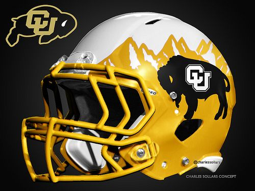 Buffs 24 Kevin Corke Coloradobuzztap Jennifer Scheifele Mark Martinez Ralphiereport College Football Helmets Football Helmet Design Nfl Football Helmets