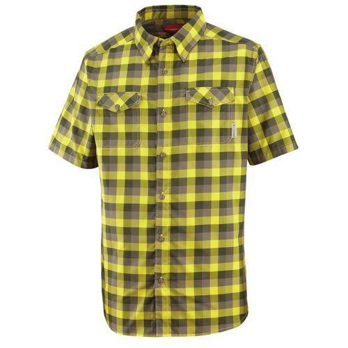 Camisa Summit Check Neptune. Otra opción de camisa algo más colorida.