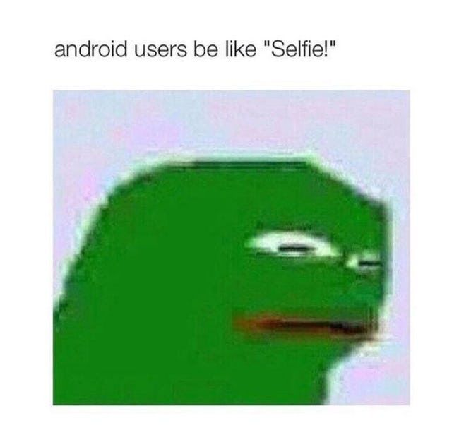 Android Vs. iPhone Memes That Will Make You Laugh Out Loud ...