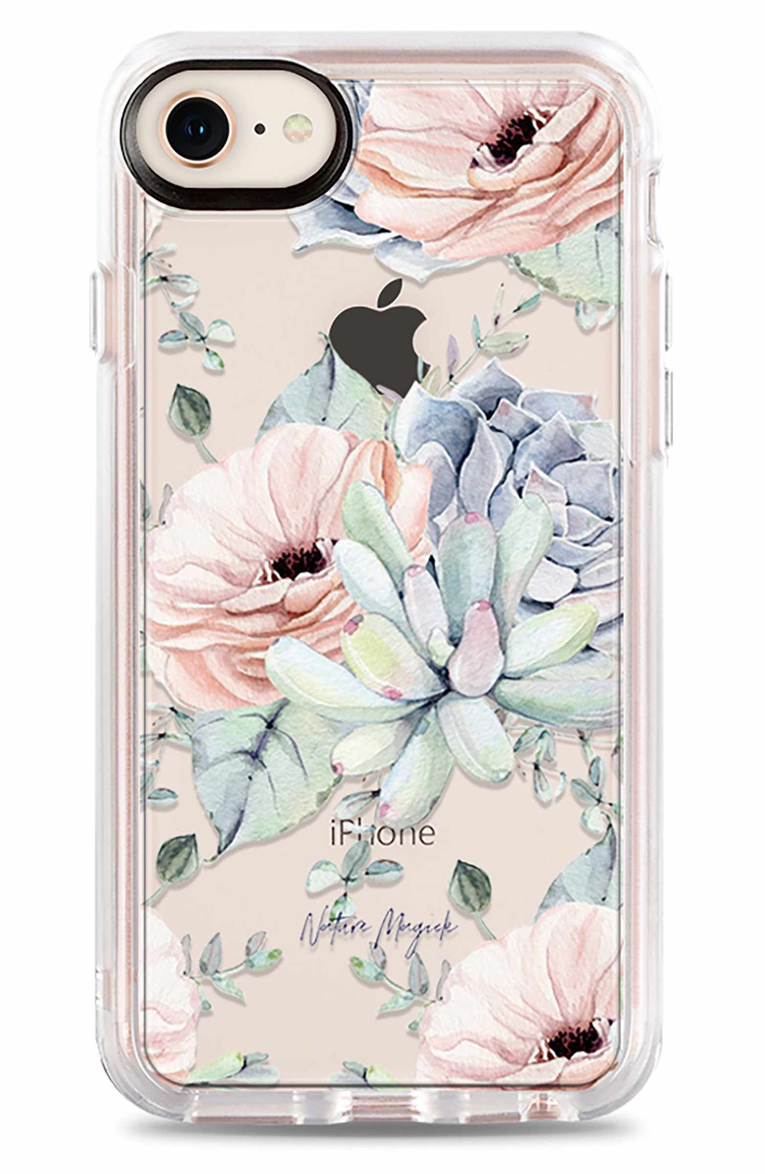 a9849633a Main Image - Casetify Pretty Succulents iPhone 7/8 & 7/8 Plus Case ...