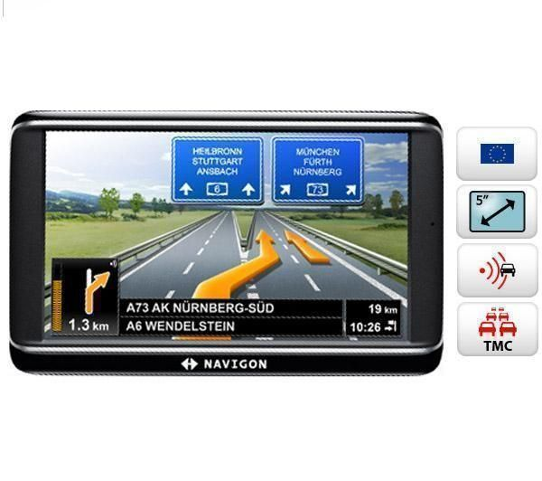 Navigon  Plus Gps For Europe Take A Trip Out On The Road This Easter