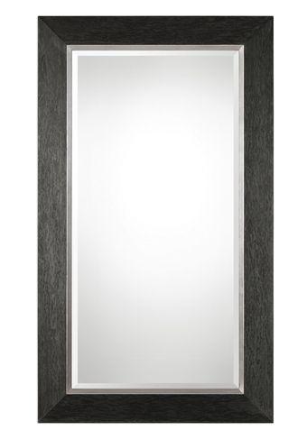 Uttermost Creston Oversized Mottled Black Mirror 9166 42 X