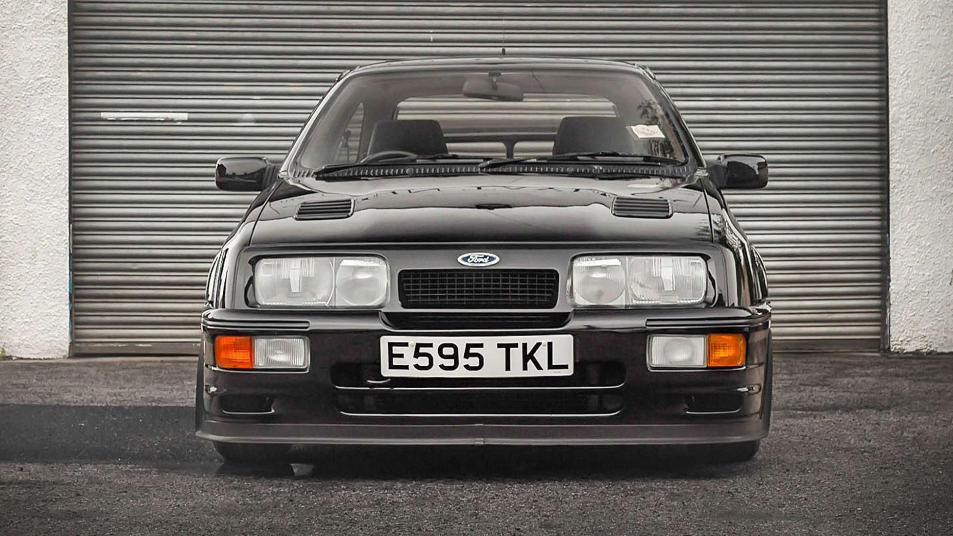 Cosworth The Aston Valkyrie Engine Could Have 1100bhp Ford Sierra Sierra Car Car Ford