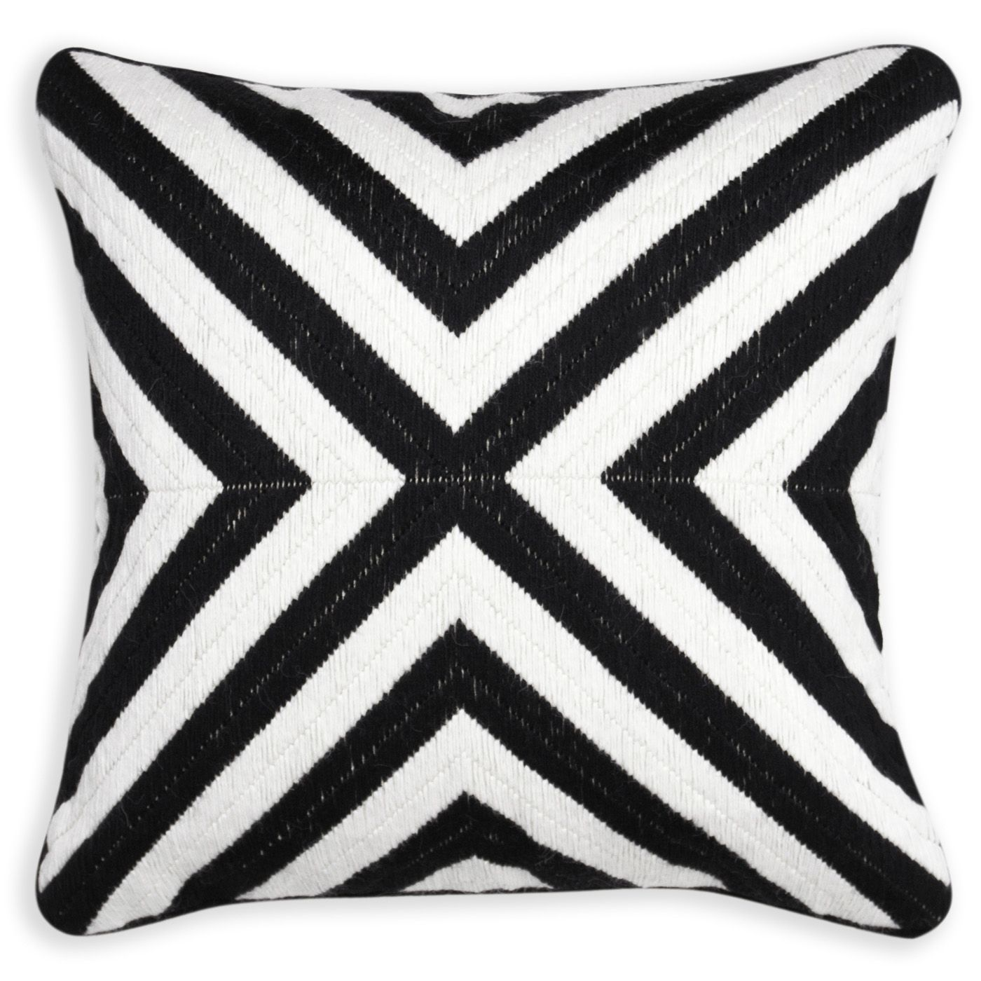 Black White Pillow Jonathan Adler Throw Pillows Modern