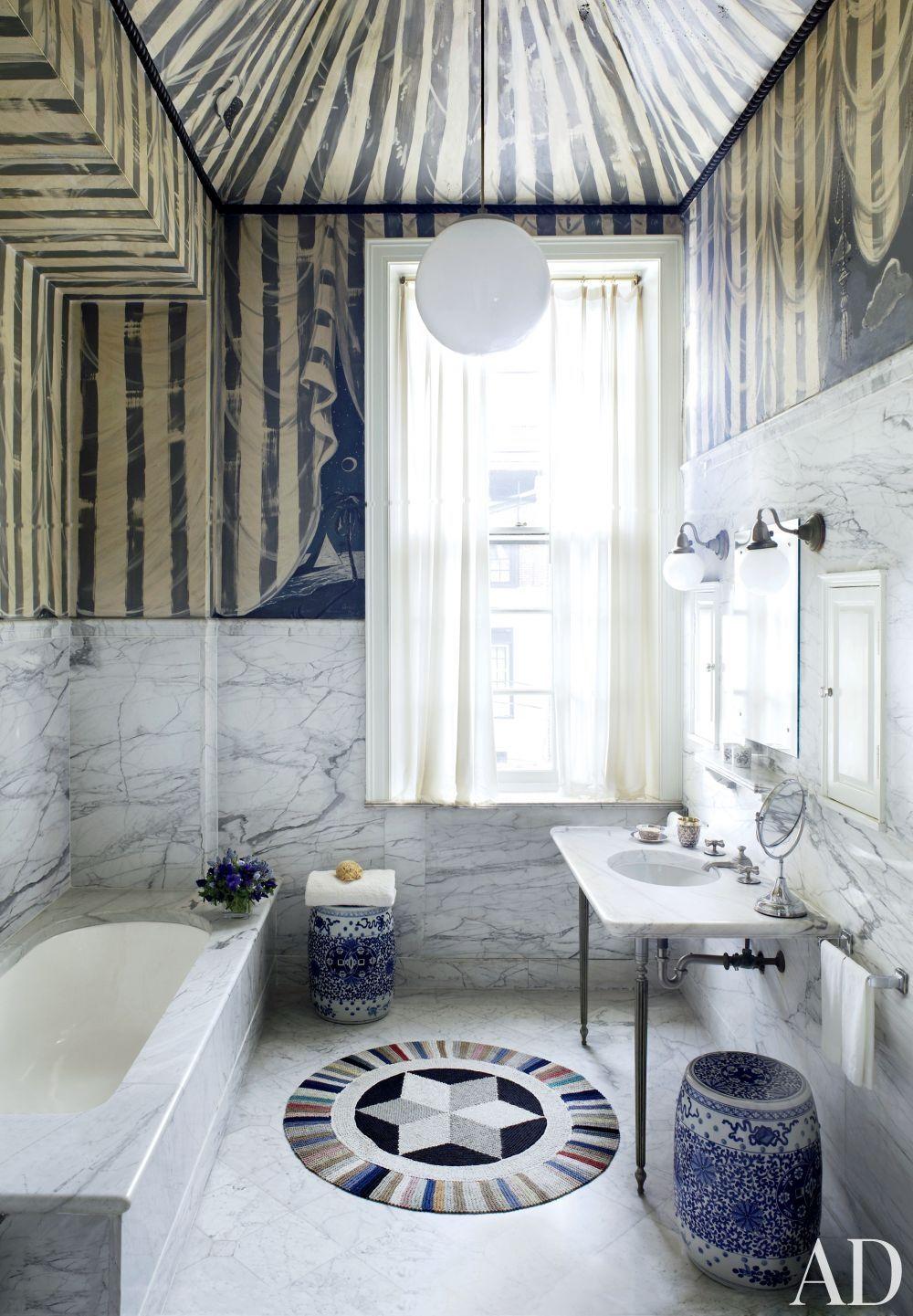 Traditional Bathroom by Thomas Jayne Studio in Philadelphia ...