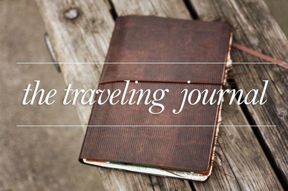 Traveling Journal | by mintandmellow