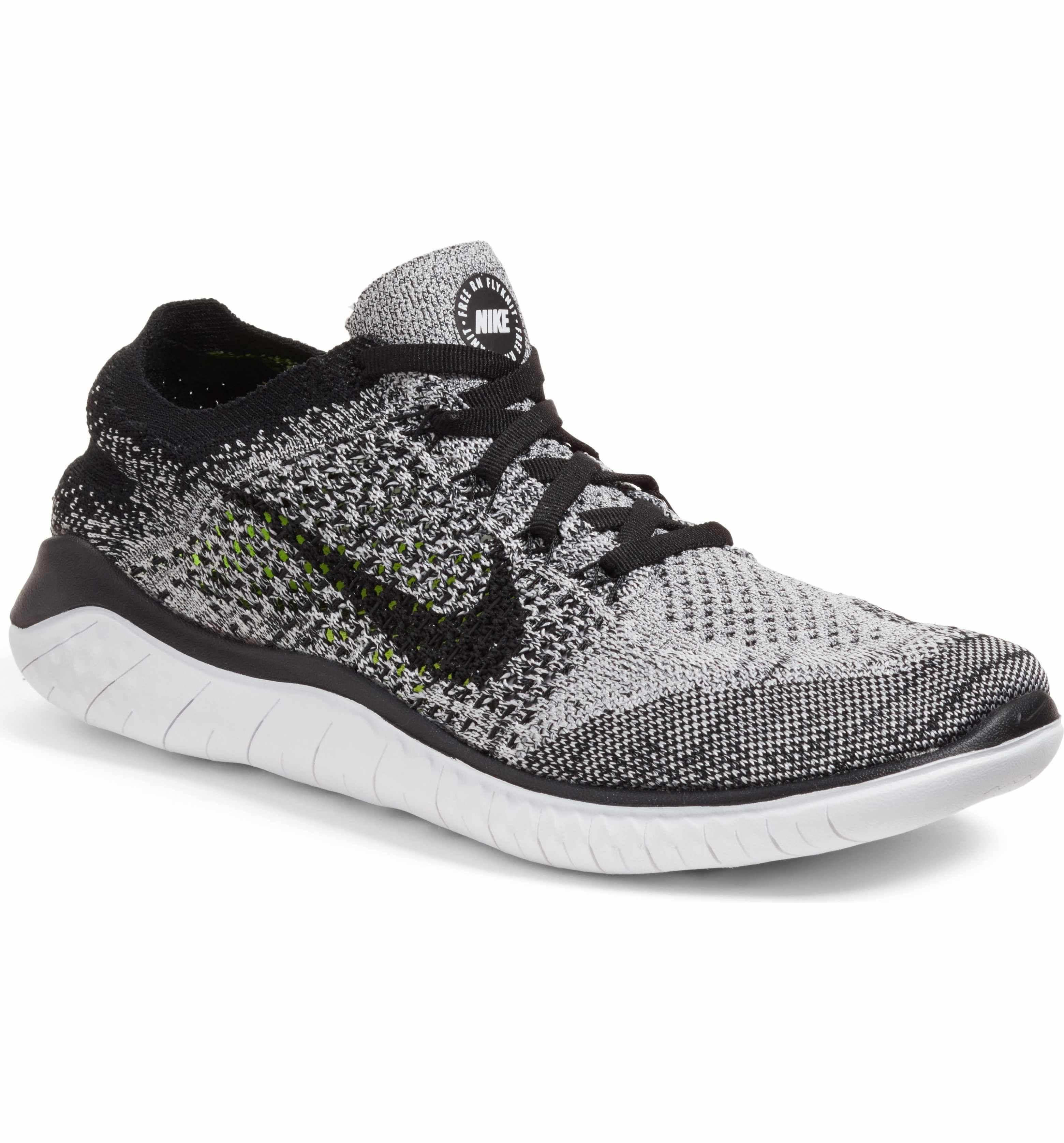 the best attitude fe982 ddc19 Main Image - Nike Free RN Flyknit 2018 Running Shoe (Women)