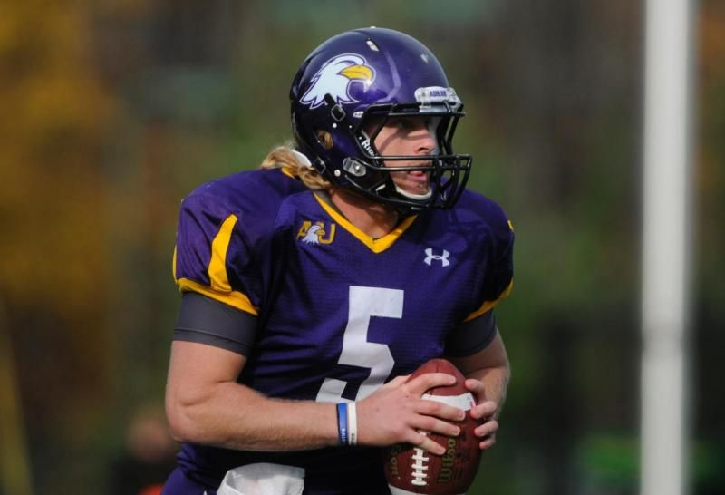 2011 ashland university football football helmets