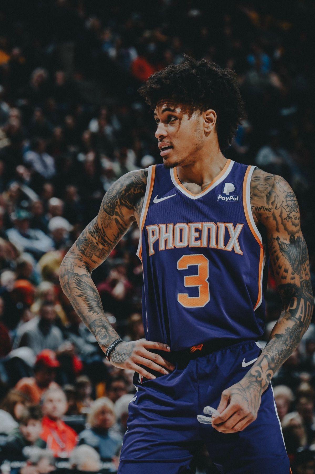 Kelly Oubre Jr Wallpaper Phoenix Suns Kelly Oubre Basketball Players Nba Kelly Oubre Jr