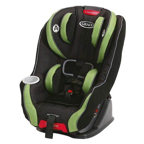 Graco MySize 65 Convertible Car Seat - One of the tallest seats for