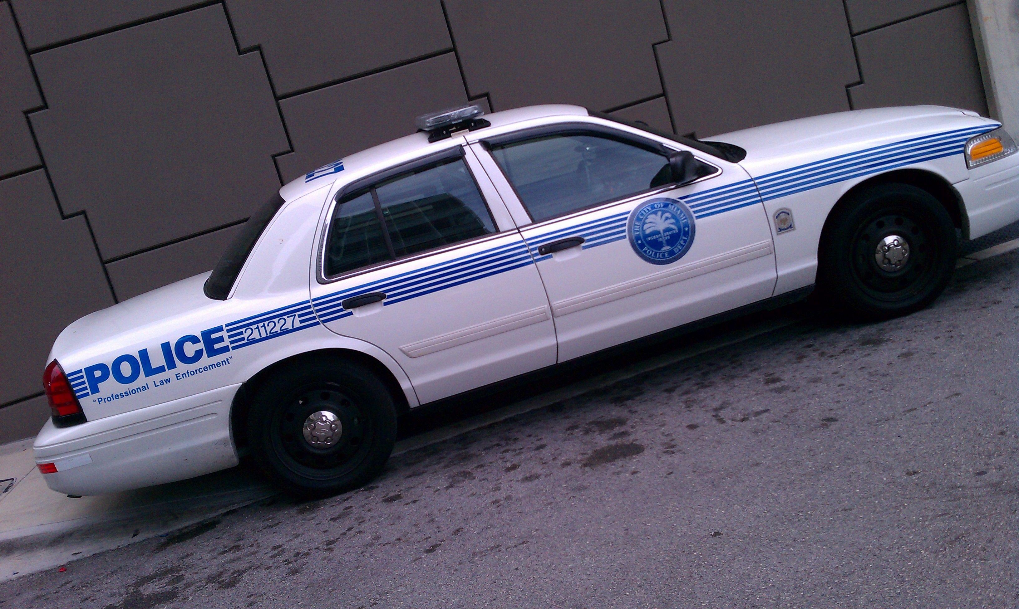Miami police story