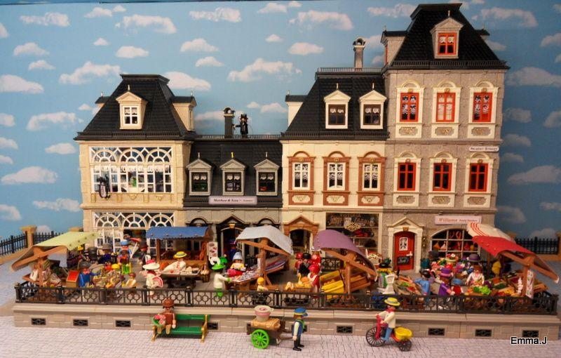 victorian playmobil buscar con google casas. Black Bedroom Furniture Sets. Home Design Ideas