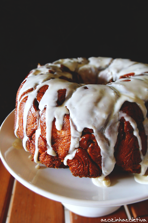 Monkey Bread with Maple and Cinnamon | A Cozinha Coletiva