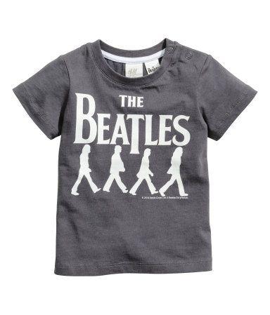 The Beatles Baby//Kids Tee