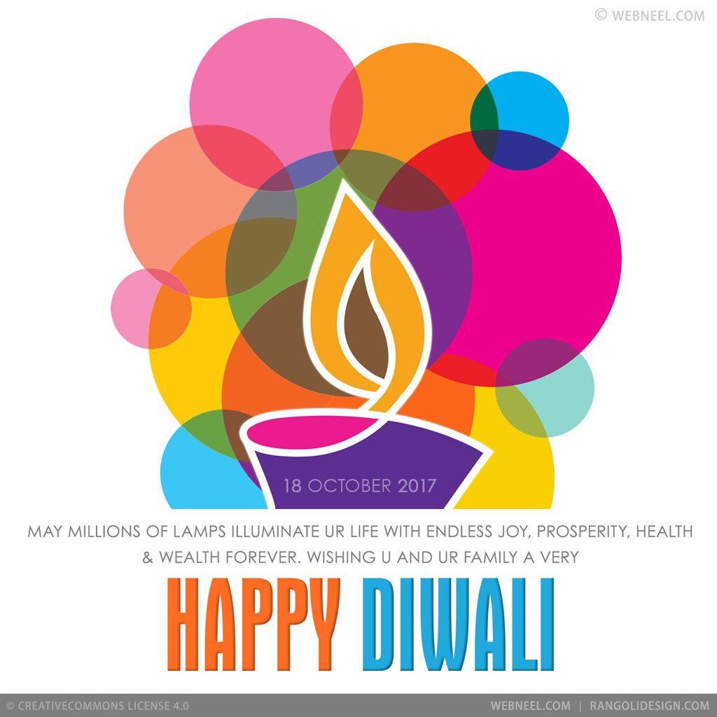 34 Happy Diwali Greeting Card Design Daily Inspiration Kusharsh