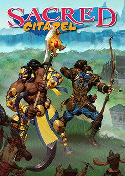 Sacred Citadel | THE GAME | Latest pc games, Free games, Mac