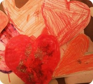 many hearts created this week