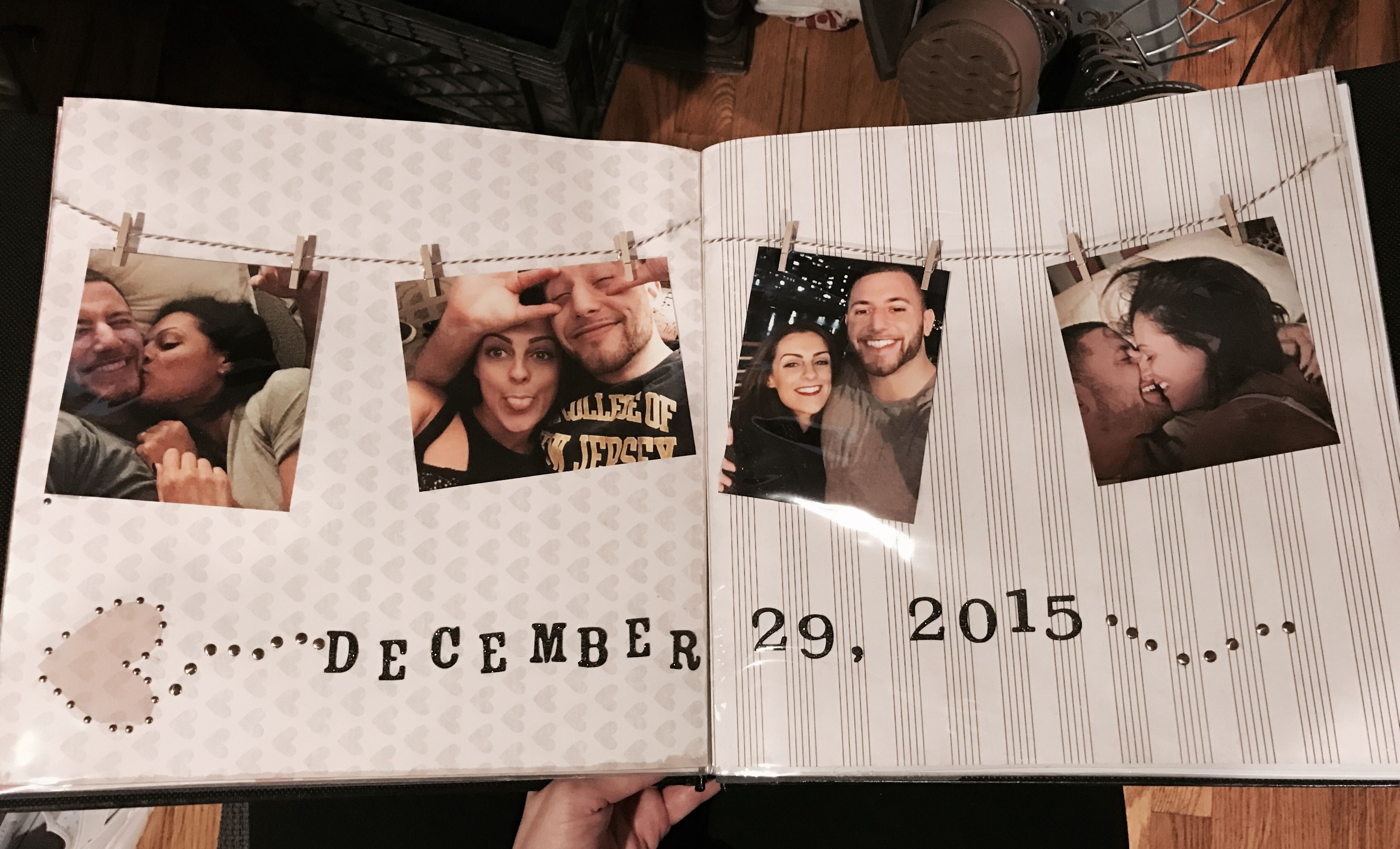 27 Excellent Photo of Scrapbook Diy Boyfriend - maintech.info #scrapbook