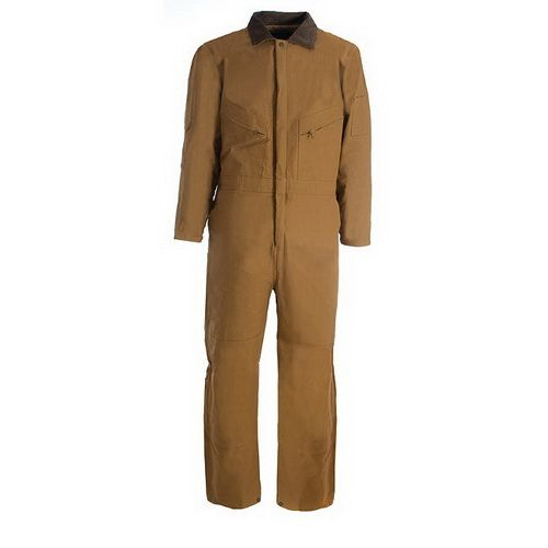 Berne Apparel I417 Deluxe Insulated Coverall Quilt Lined