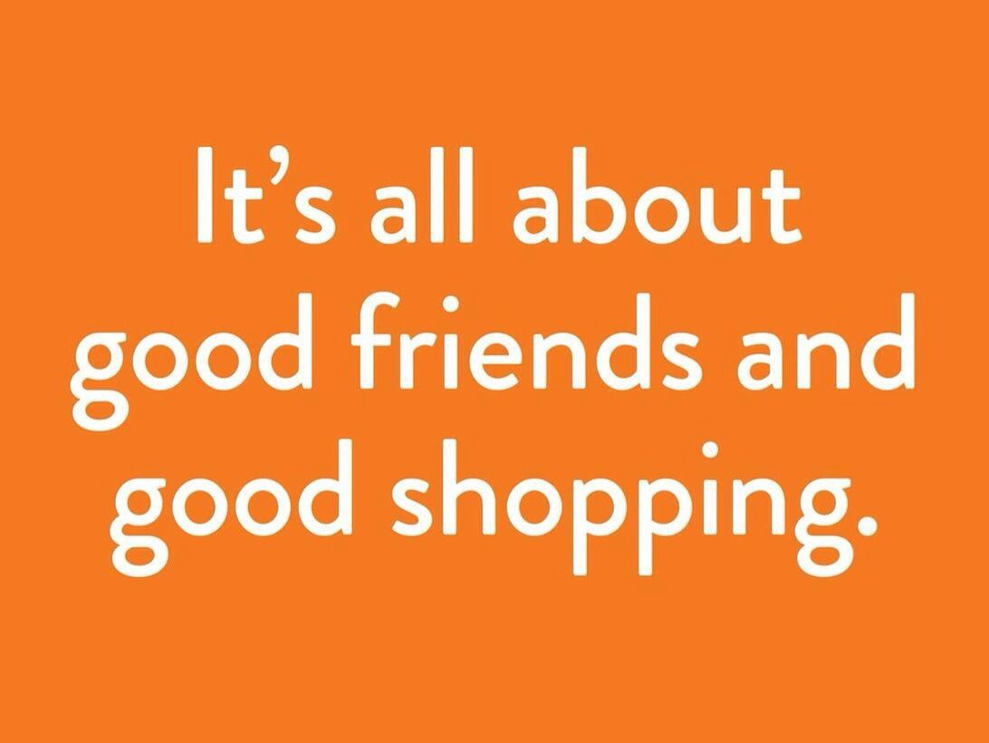 Good friends and shopping | Friendship Quotes | Quotes, Friendship