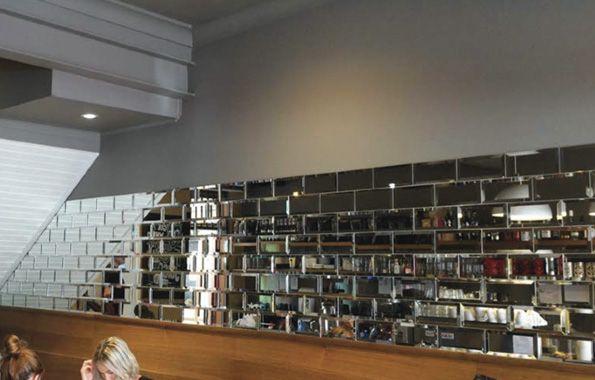 Perini Mirror Subway Tiles Bevelled Mirror Tiles Pinterest - 5x5 mirror tiles
