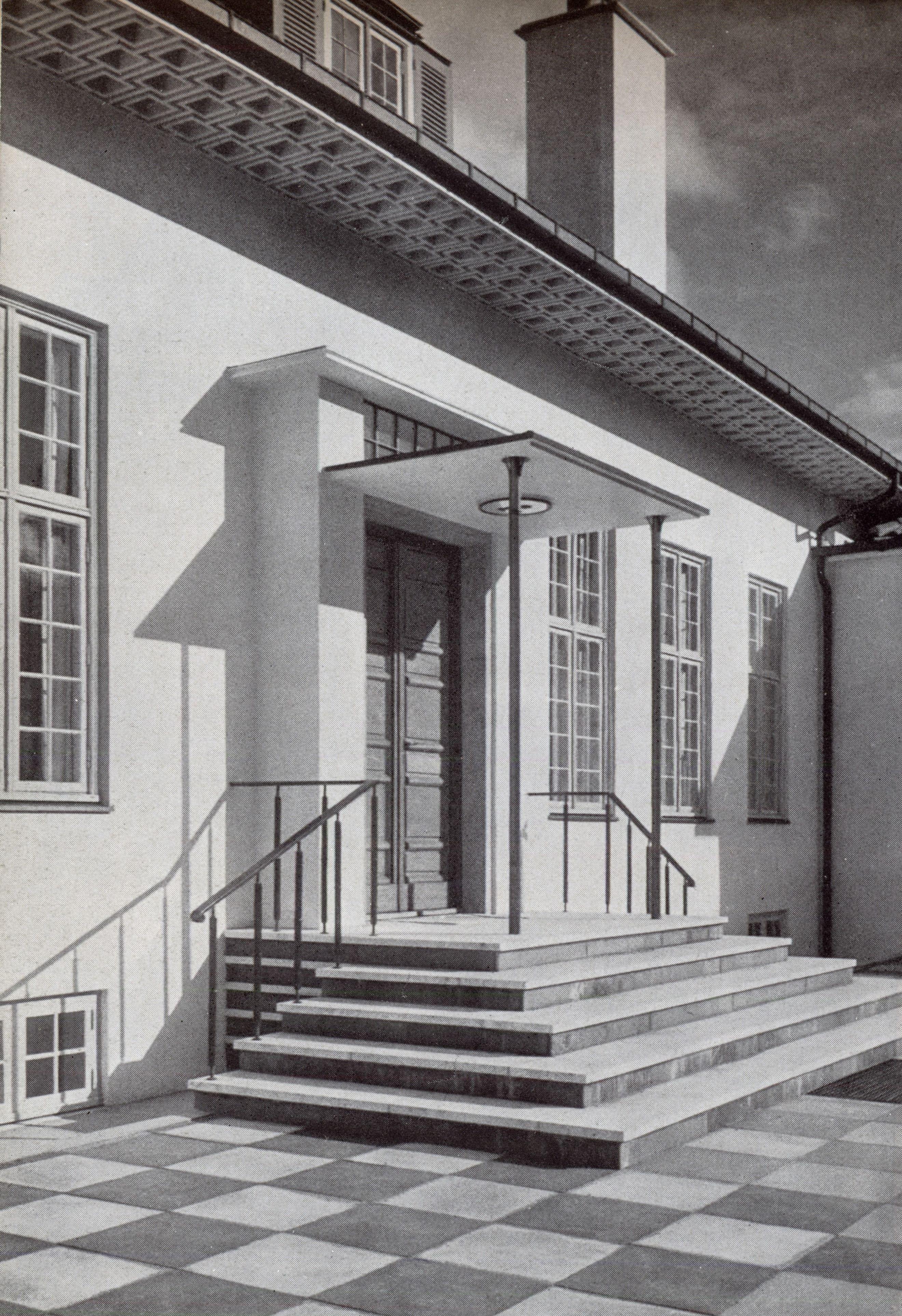 """Villa """"Konstantia"""", Rungsted (1930) (med bilder)"""