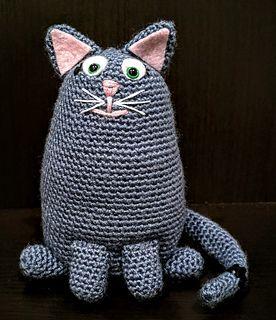 Ravelry The Secret Life Of Pets Chloe Pattern By Crochet For Laika Secret Life Of Pets Crochet Cat Cat Amigurumi