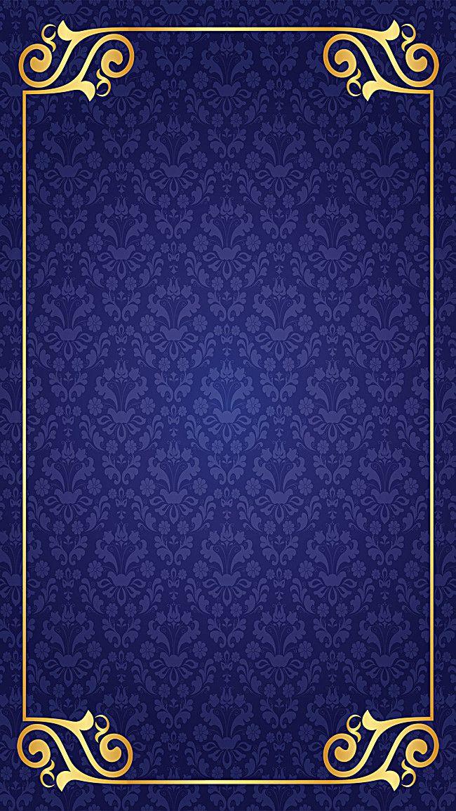 Purple Border Background Texture H5 Blue Flowers Background Wedding Background Images Textured Background