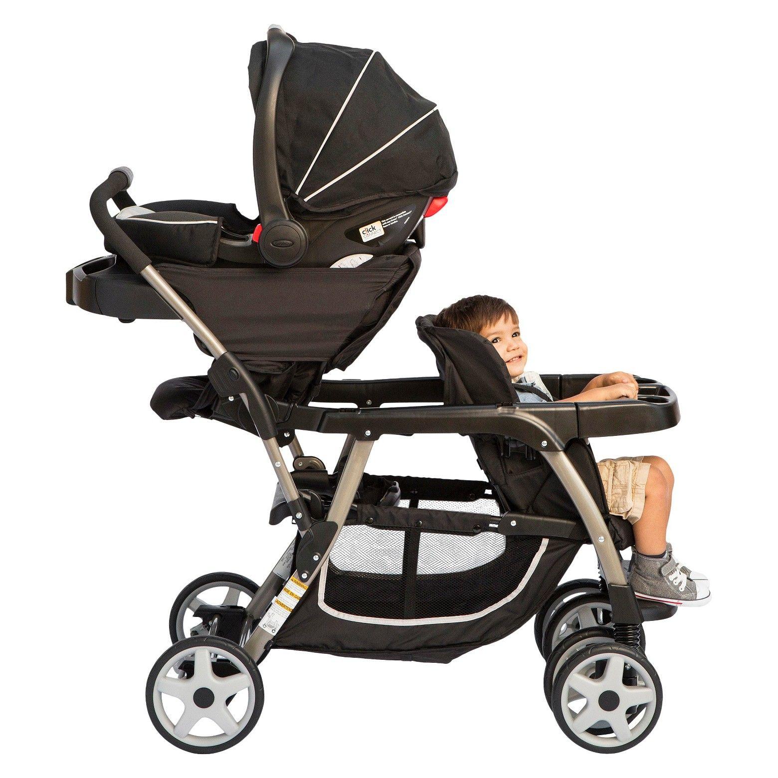 Graco Ready2Grow LX Double Stroller Baby stuff Baby