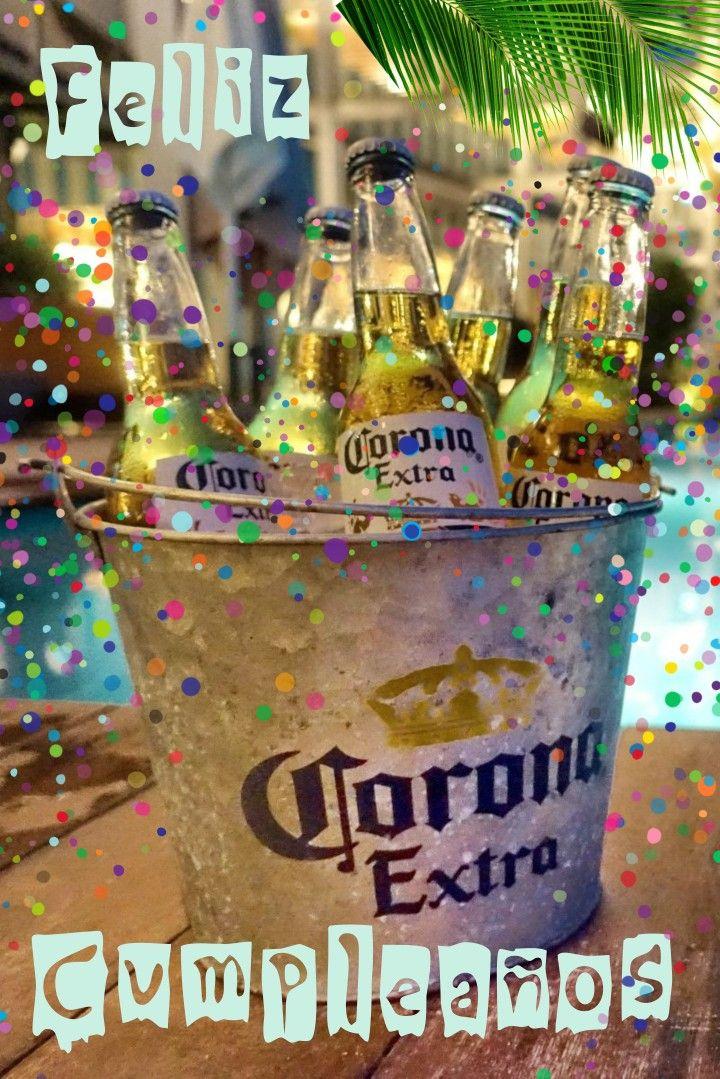Corona Beer Cake Ms Imagenes T Cumpleaos Fiesta