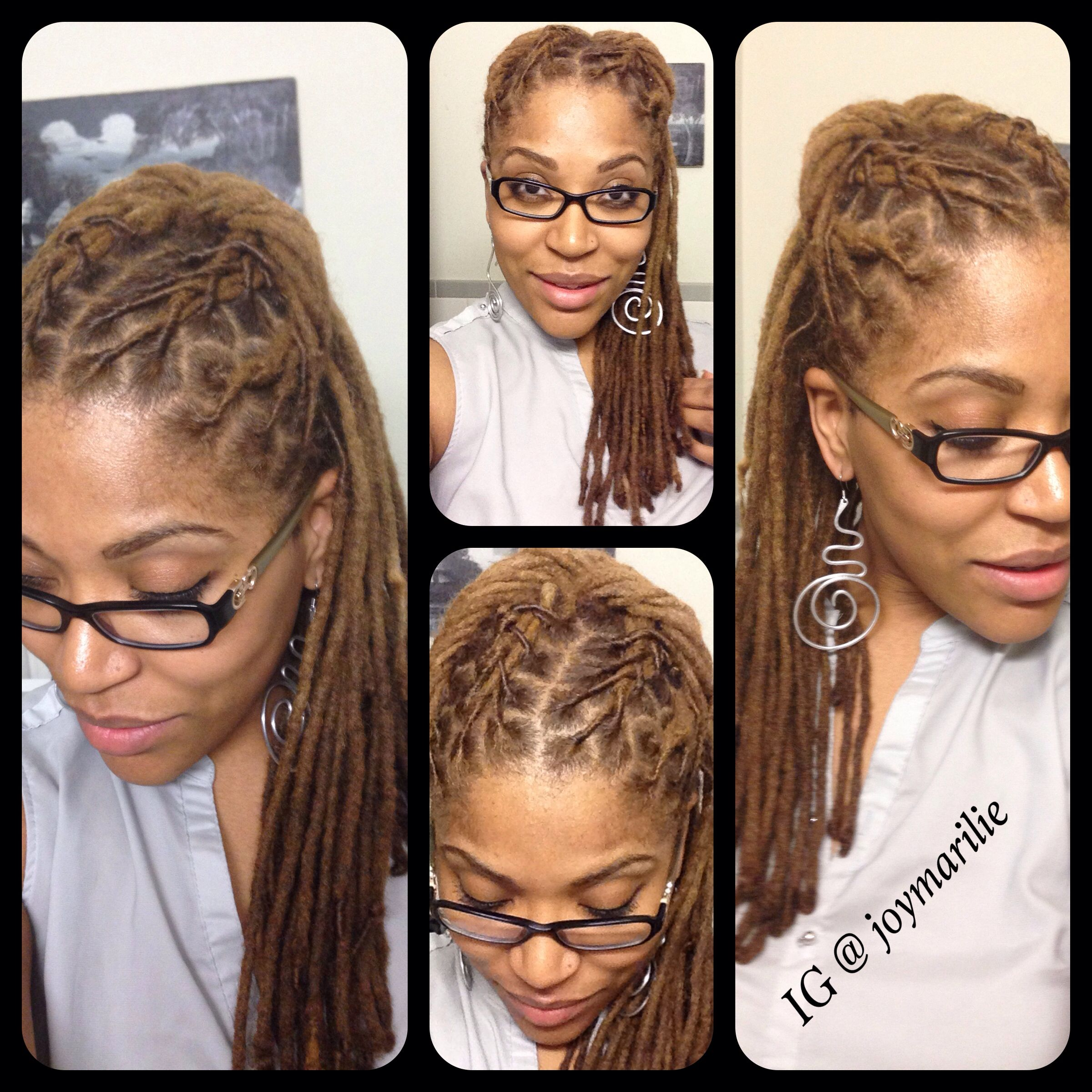 pin on dread styles/color
