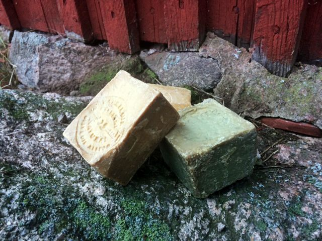 Aleppo soaps by Lena Losciale. Farm Life. Walk in beauty. Sweden