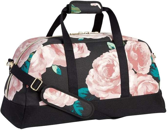 The Emily Amp Meritt Bed Of Roses Duffle With Images
