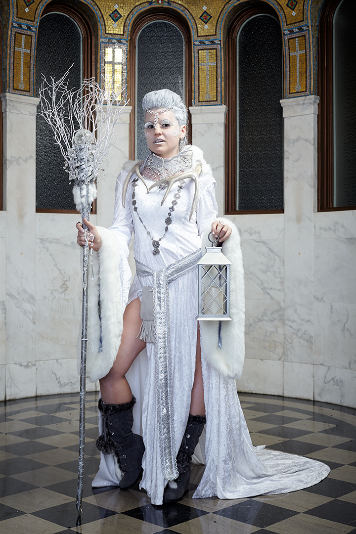 Myth Masque 2013 Snow Queen costume photo by Daniel Bergeron  sc 1 st  Pinterest & Myth Masque 2013 Snow Queen costume photo by Daniel Bergeron | Snow ...