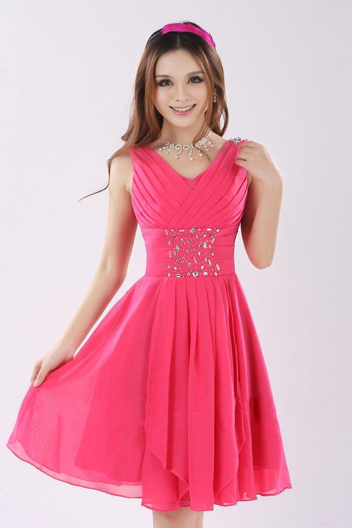 vestidos de fiesta para noche Haga clic para ver más | Cosas para ...