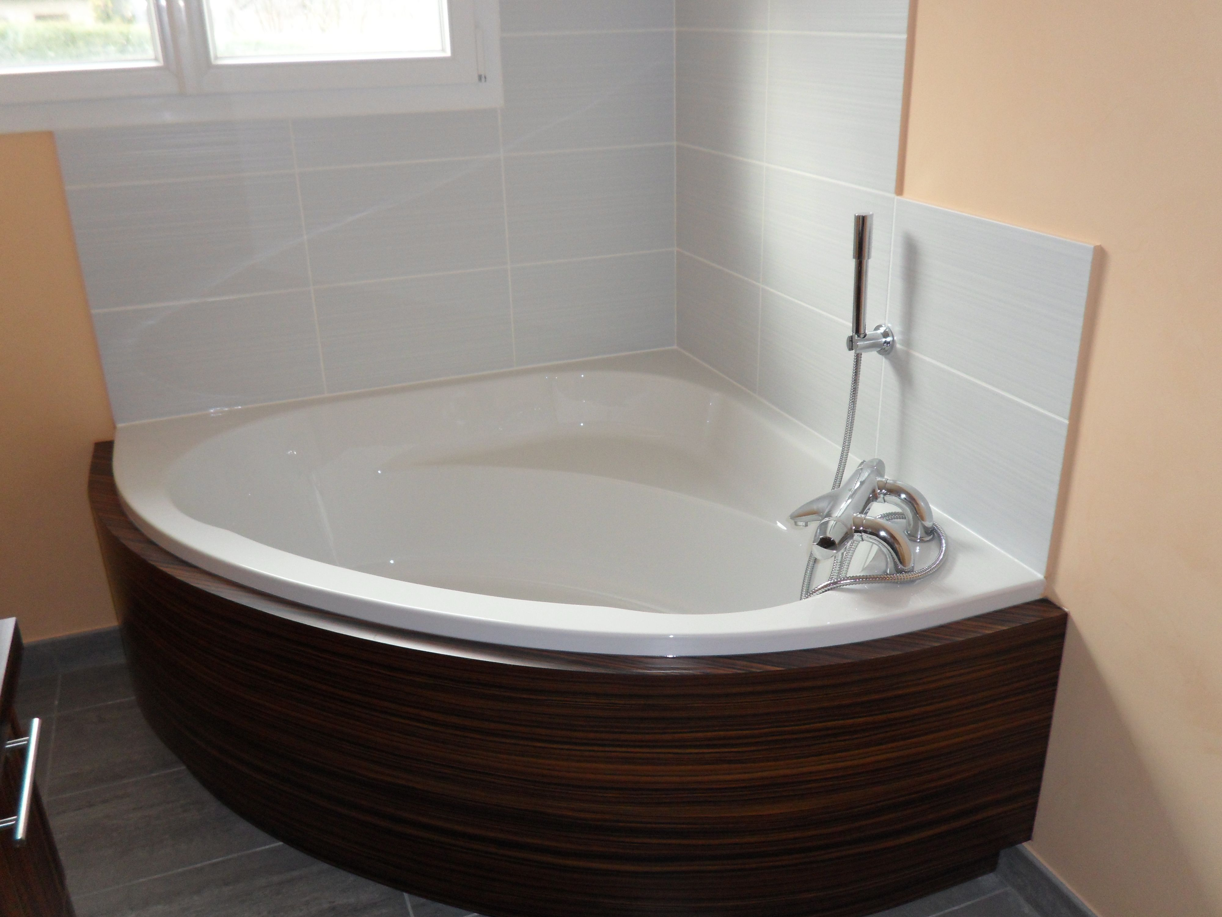 Salle De Bain Palette Bathroom Design Bathroom Bathtub