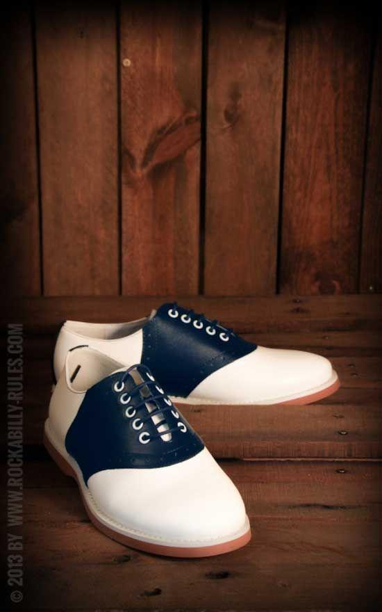 00290851e6d51c Rumble59 - Saddle Shoes for Men - Blue Bird