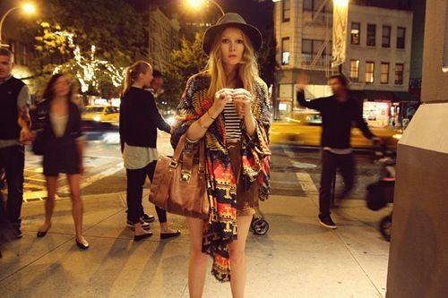Tăm tia style cực chất của fashionista Carolina Engman - Kenh14.vn