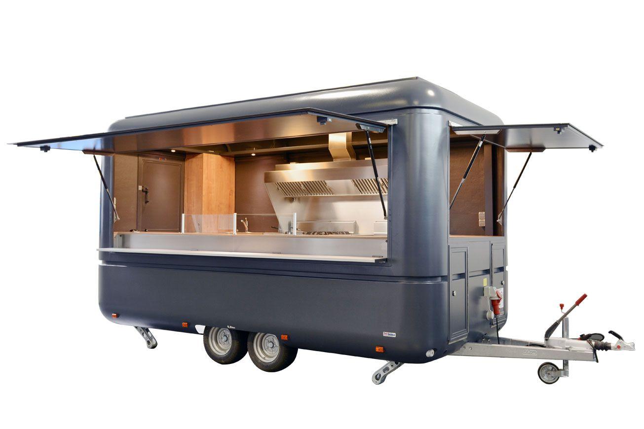 Preisgünstiger Verkaufswagen In 4 5 M Länge Für Streetood