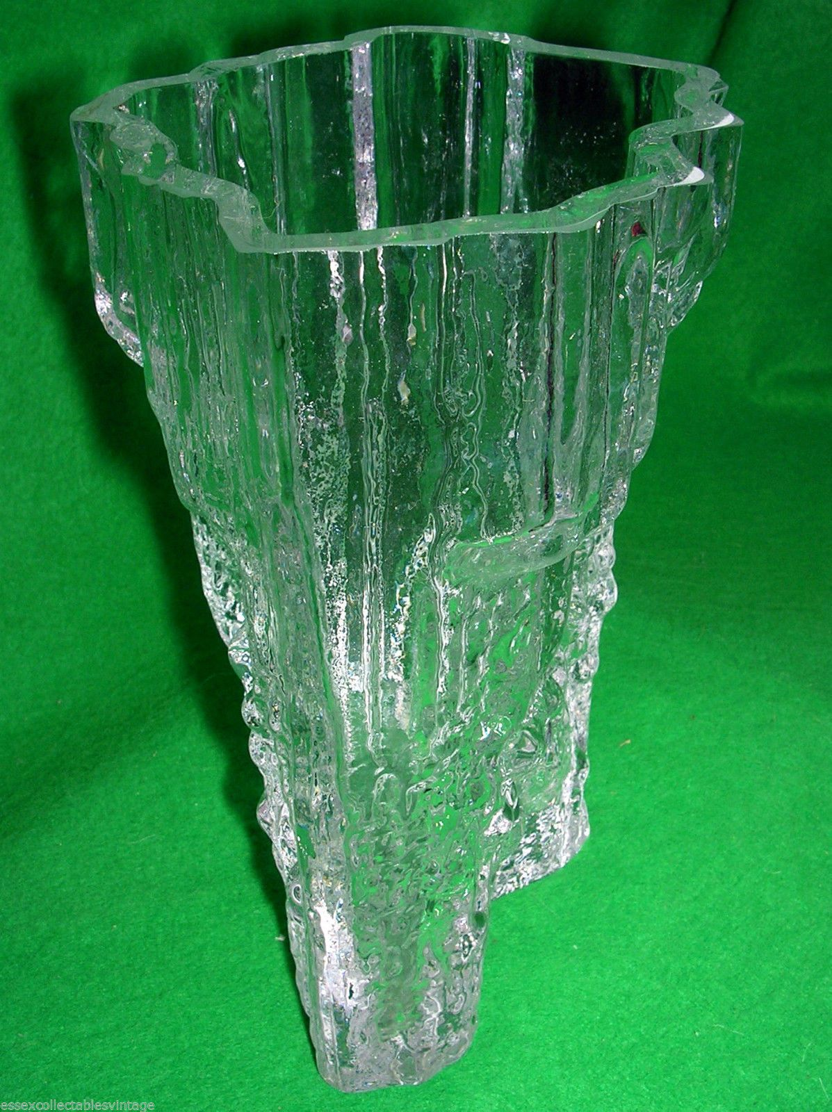 Rare scandinavian tapio wirkkala iittala pinus art glass vase rare scandinavian tapio wirkkala iittala pinus art glass vase signed stickered reviewsmspy