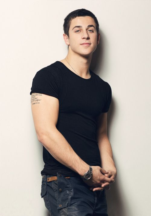 David Henrie 2014 Photoshoot