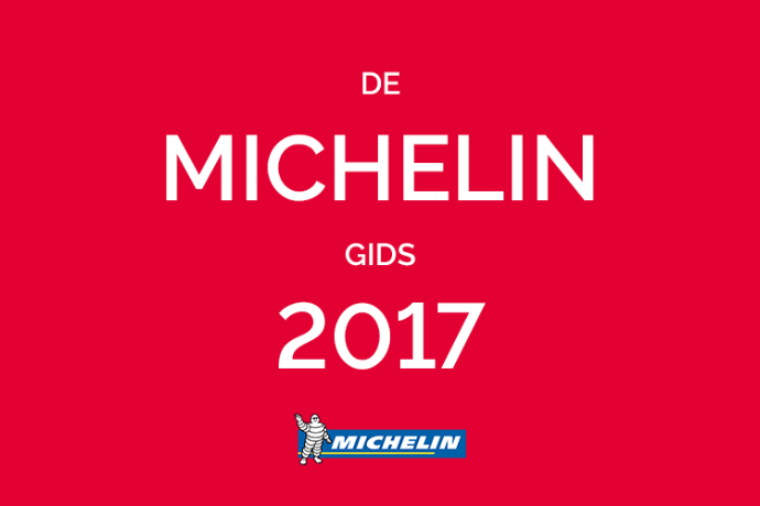 Michelinsterren 2017