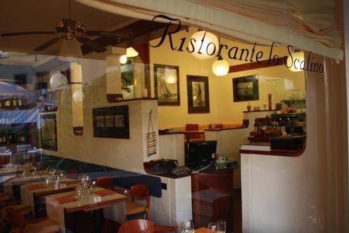 Ristorante 'Lo Scalino' a PUNTA ALA (Grosseto. Maremma Toscana).