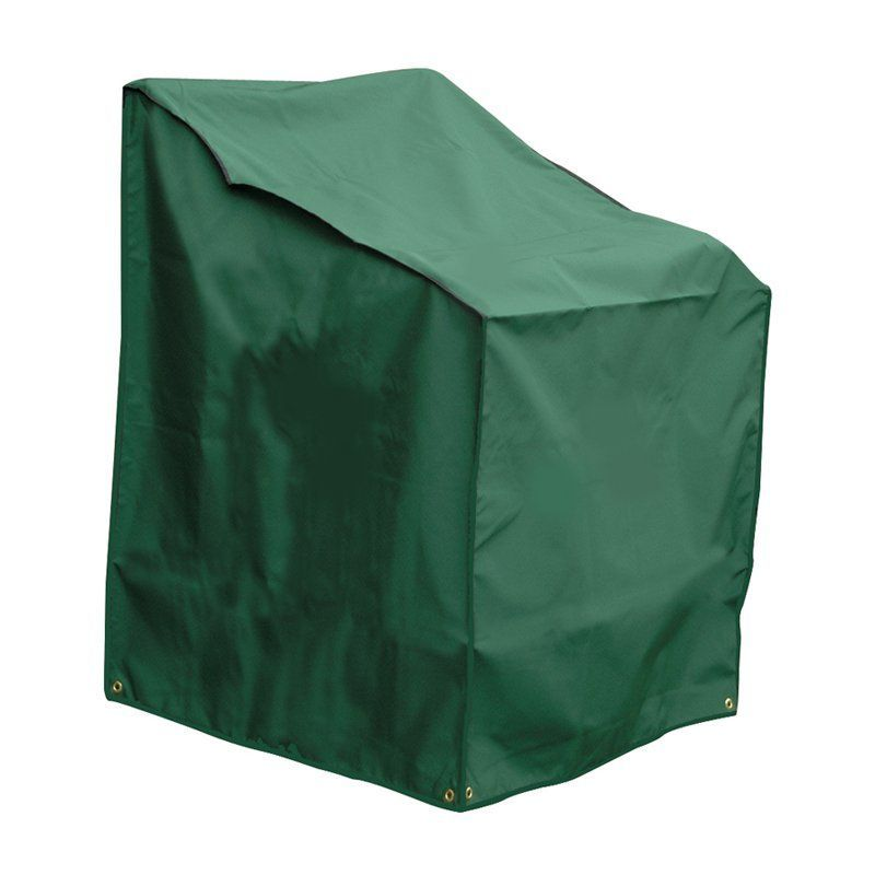 Bosmere C640 Wicker Chair Cover 38 X 36 In Green Outdoor Chair Cover Patio Furniture Covers Outdoor Furniture Covers