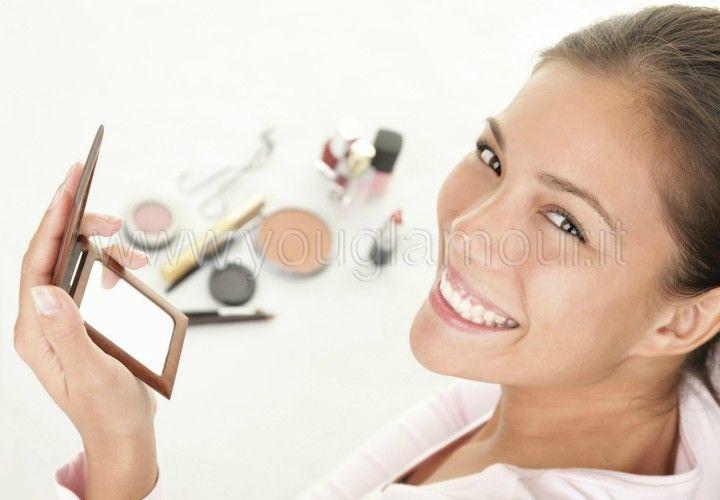Tutorial make up acqua e sapone