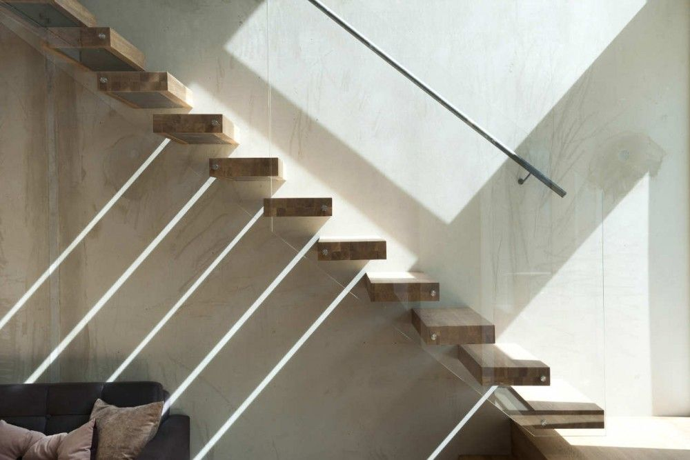 Parkveien 5b C Kima Stairs Architecture Residential Building