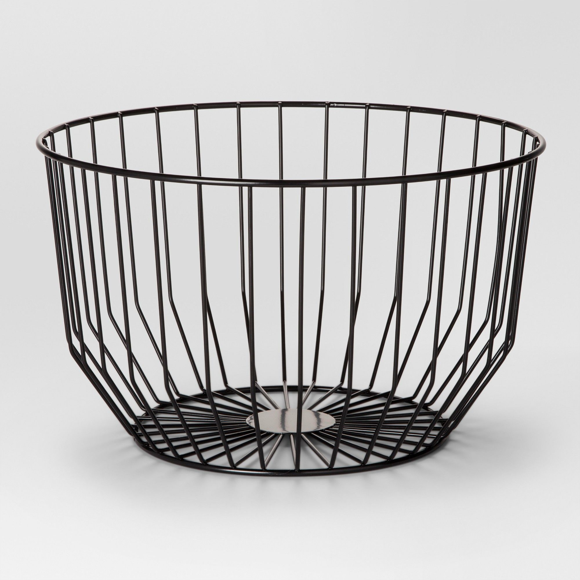 Round Wire Basket Small - Black - Project 62 | Products | Pinterest ...