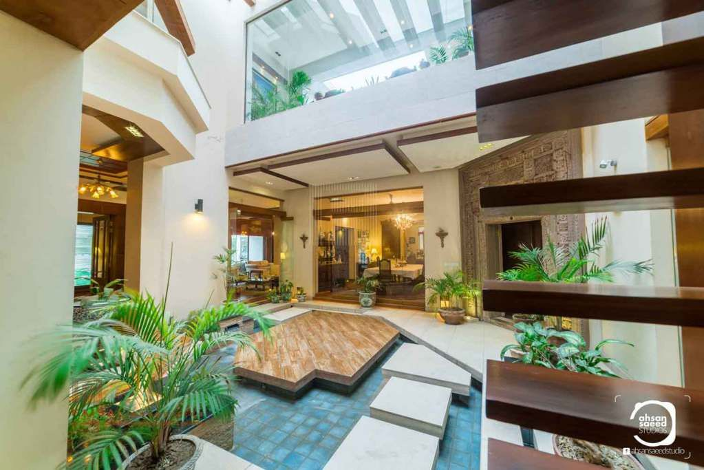 Moderne Hausentwürfe modern house design by faisal associates 2 kanal house